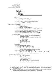 100 Sample Academic Resume 100 Academic Resume Template