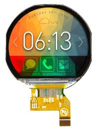 AndersDX Launches <b>Round Touchscreen</b> for Wearable and ...