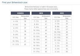 Betula Size Chart Sizing Charts