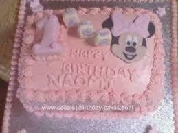Minnie Mouse Birthday Cake Ideas Birthdaycakeforkidscf