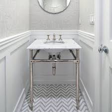 Patterned Bathroom Floor Tiles Mesmerizing 48 Bathroom Floors That Pull Off Pattern Wayfair
