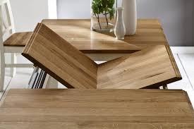 Esstisch Ausziehbar Design 101922 Esstisch Holz Metall Ausziehbar