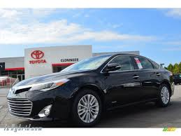 2013 Toyota Avalon Hybrid Limited in Attitude Black Pearl - 015564 ...