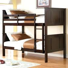 log loft bed with desk um size of log furniture bunk beds wooden solid wood bed