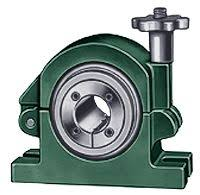 dodge pillow block bearings. same features as special duty plus a hinged cap pillow block for quick replacement of bearing unit. dodge bearings