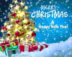 merry christmas and happy new year gif. Christmas Fond Called Merry Happy New Year Intended And Gif