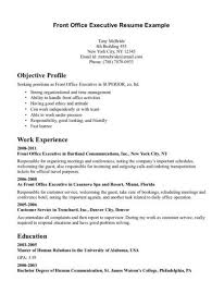 Front Desk Associate Sample Resume Delectable Pin By Job Resume On Job Resume Samples Pinterest Executive