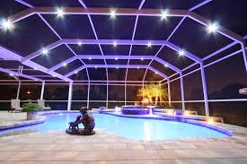 nebula lighting systems rail light system