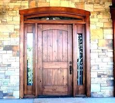 big front door wooden doors oak entrance nz me
