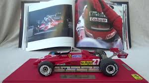 < 1982 ferrari 126 c2 ow blueprint. Bbr Models Ferrari 126c2 Gilles Villeneuve 1 18 San Marino Gp 1982 Review Youtube