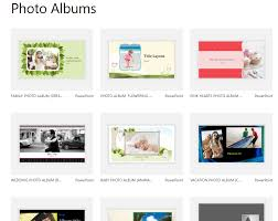 powerpoint photo albums powerpoint photo books an alternative to photo book services