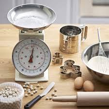 red kitchen accessories wilkinsons kitchen scales cream 5kg