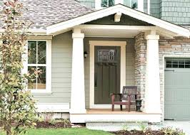 precious masonite fiberglass exterior doors this craftsman door with glass and applied shelf is cozy and