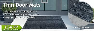 very thin door mats lofty inspiration mat indoor ultra ikea very thin door mats