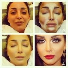 elegant makeup with how to do makeup like a professional with the art of face contouring