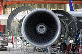 a jet mechanic may have to replace the intake fans on a turbofan jet engine to restore normal bypass airflow over its core turbine engine mechanic