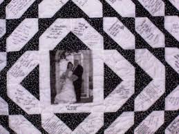 The Quilting Rack - Signature Wedding Quilt & Signature Wedding Quilt Adamdwight.com