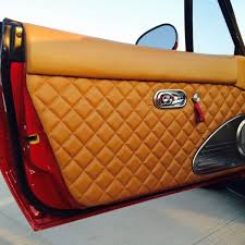 Quilted Leather Door Panels (Handmade) - The Ultimate Resource for ... & Quilted Leather Door Panels (Handmade) Adamdwight.com