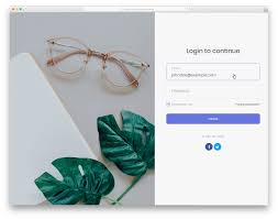 Login Page Templates 30 Best Free Login Forms For Websites And Mobile Applications