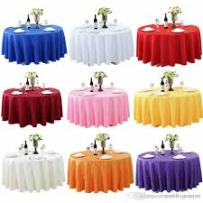 luxurious round table cover round jacquard damask table cloth hotel wedding tablecloth machine washable fabric cloth table table covering rectangle