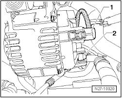 circuit vw golf alternator wiring vw image wiring diagram mk3 agg 8v alternator exciter wire terminal as well vwvortex red black wire near my alternator