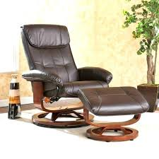 leather chair ottoman electric reclining chairs stupendous leather chair with ottoman picture sofas recliner oversized modern