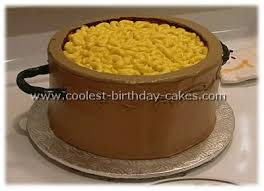 Coolest Macaroni Cheese Home Made Cake Recipe Ideas