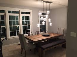 gallery of best ideas of mid century modern dining room with west elm mobile chandelier about west elm dining