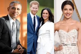 Celebs React to Prince Harry and Meghan Markle\u0027s Engagement ...