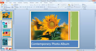How To Create A Template In Powerpoint 2010 Free Online Training How To Use Powerpoint 2010 Templates