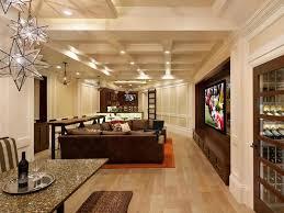 Finish Basement Design Best Inspiration