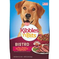 Kibbles N Bits Bistro Oven Roasted Beef Spring Vegetable