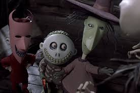 Lock, Shock, and Barrel | The Nightmare Before Christmas Wiki ...