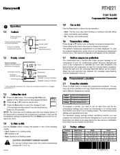 wiring diagram for honeywell rth221b the wiring diagram honeywell thermostat wiring diagram rth221b honeywell wiring diagram