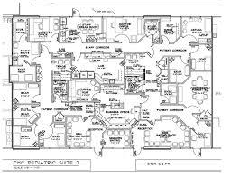 Contemporary Office  Pediatric Office Floor Plan By Sherri Vest Pediatric Office Floor Plans