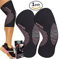 Powerlix Compression Knee Sleeve Sizing Chart The 7 Best Knee Compression Sleeves 2020 Reviews