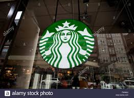 starbucks store sign. Unique Sign Starbucks Store Sign  USA Stock Image With Store Sign Alamy
