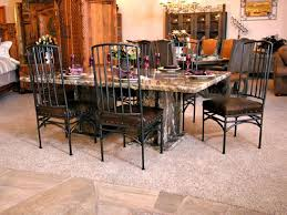 Granite Slab Dining Table Granite Dining Room Tables And Chairs Simple Granite Dining Room Tables And Chairs