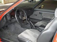 mazda rx7 1985 interior. 1985 mazda rx7 gs original interior rx7 s