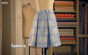 Pleated Skirt Pattern Fascinating ALine Skirt Hack Make A Pleated Skirt Laura After Midnight