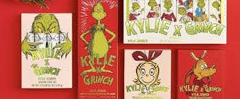 Kylie Cosmetics x The Grinch Holiday ...
