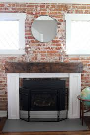 living room reclaimed wood fireplace mantel popular mantels for a rustic or antique look with