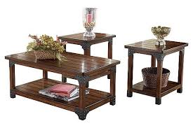 ashley furniture coffee table square