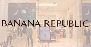 when a banana republic credit card is