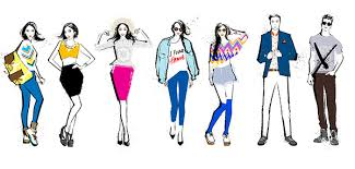 Image result for fashion show cartoon picture