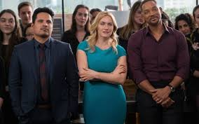 collateral beauty.  Collateral Michael Pea Kate Winslet And Will Smith In Collateral Beauty On