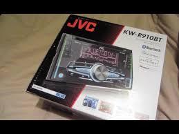 jvc kw r910bt bluetooth car radio jvc kw r910bt bluetooth car radio