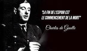 Top 15 Des Citations De Charles De Gaulle Topito