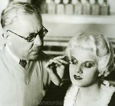 1930s makeup the jean harlow look by glamour daze glamourdaze
