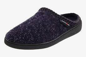 haflinger uni at boiled wool hard sole slipper